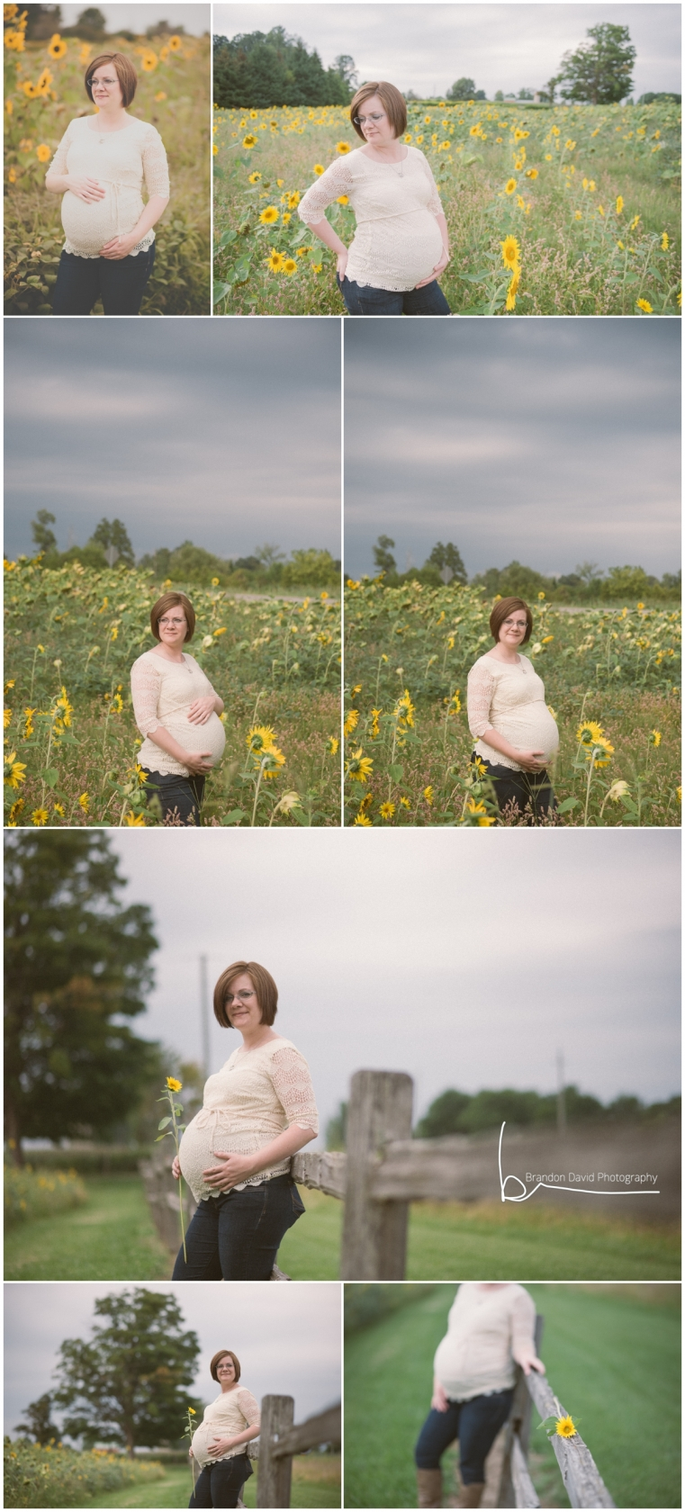 Modern Maternity Photography London Ontario
