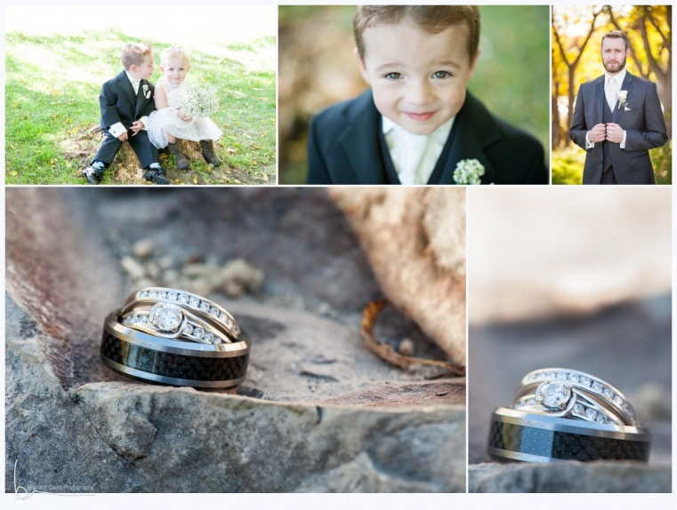 Ingersoll Wedding Photographer - Details and Children